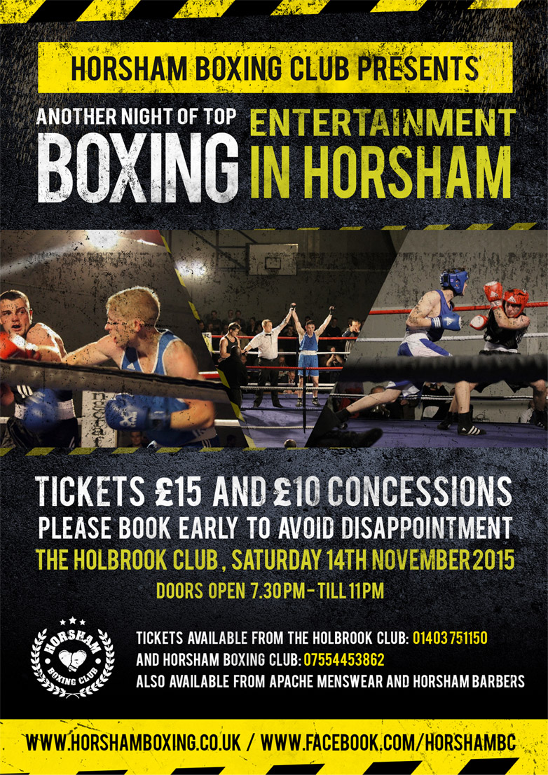 horsham-boxing-club-events